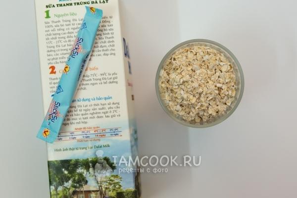 овсянка - рецепты, статьи на
