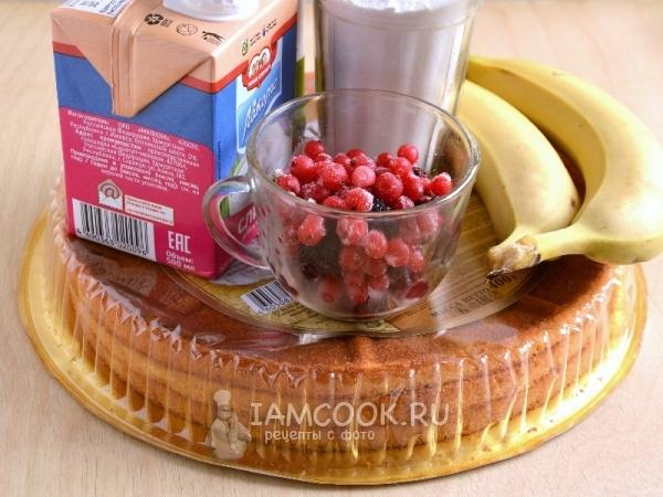 Как сделать вкусный торт из коржей 290