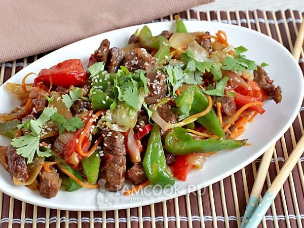 Огурец по-тайски рецепт