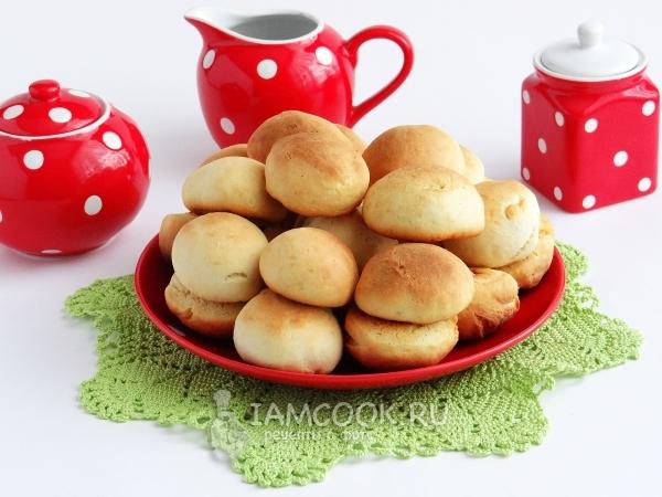 Печенье на кефире и маргарине - 12 пошаговых фото в рецепте | 450x600