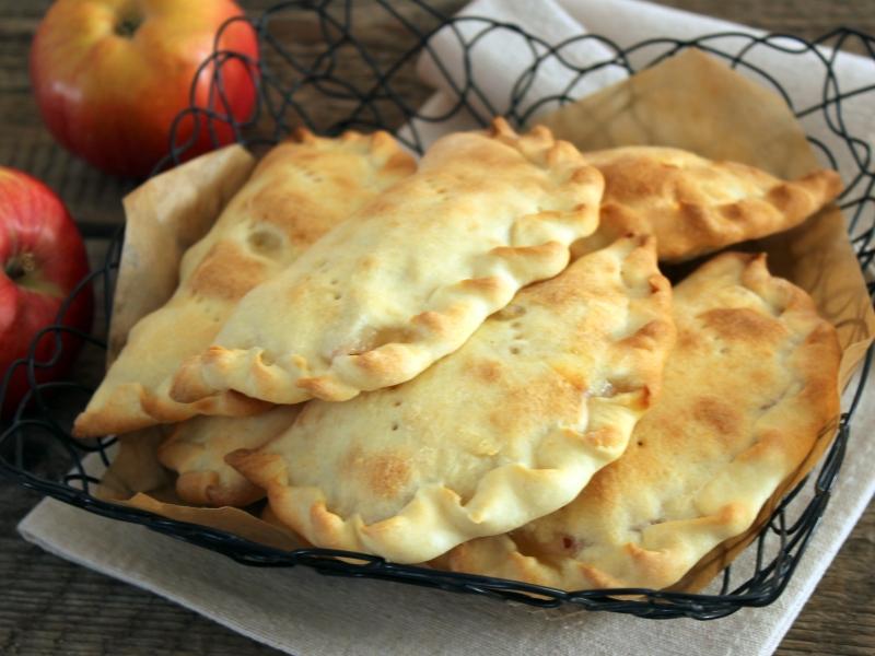 Блюда из пресного теста рецепты с фото