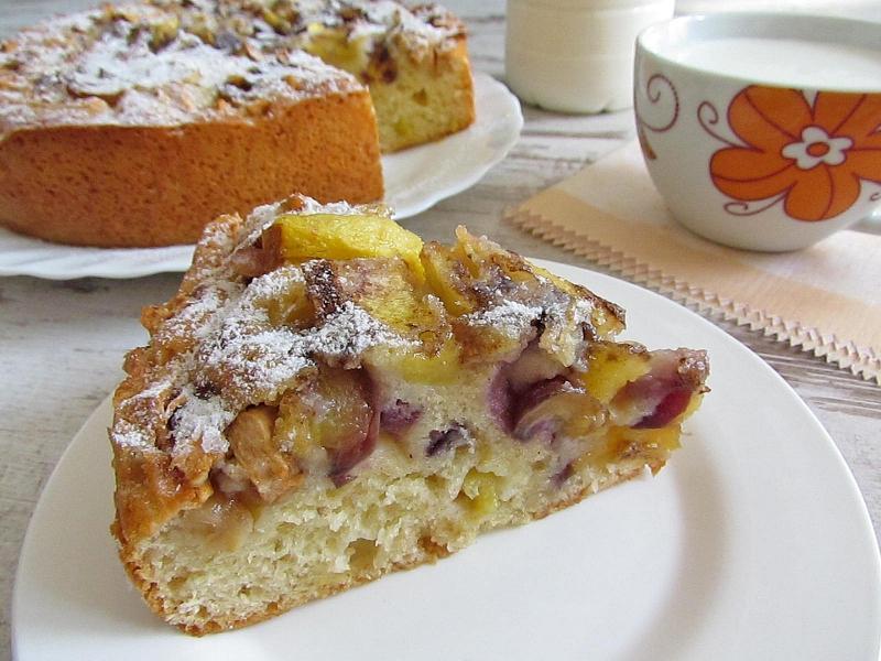 существует вероятность пирог из йогурта рецепт с фото кого нет